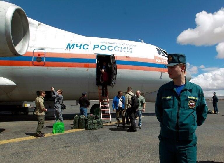 llega ayuda humanitaria al aerpuerto de sana, en yemen