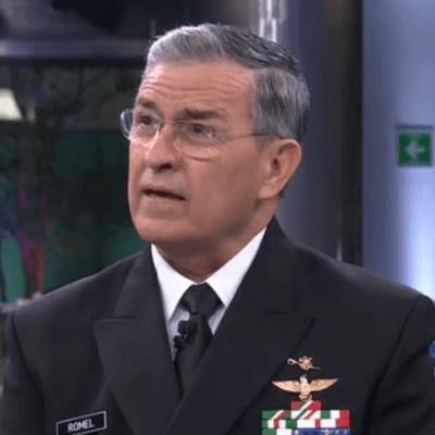 Almirante Romel Ledezma
