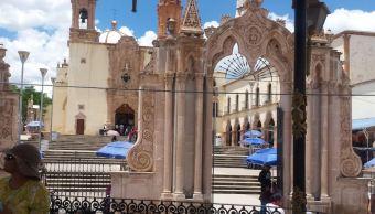 Violencia provoca disminución de turismo en santuario de Niño de Atocha