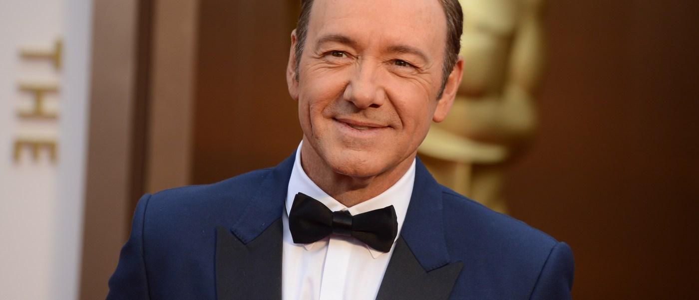 Policía británica investiga denuncia de acoso sexual contra Kevin Spacey