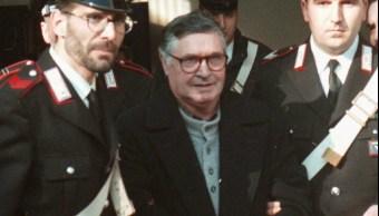 muere capo capos mafia italiana salvatore toto riina