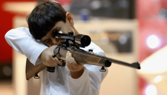 Autoriza Wisconsin usar armas a niños para cazar