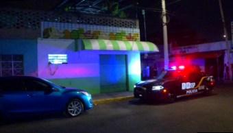 asesinan a un hombre dentro de un restaurante en la cdmx