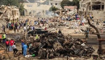 Ataque aéreo de EU en Somalia mata a más de 100 yihadistas