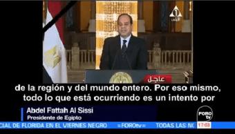 Ataque Terrorista Mezquita Egipto Suman 270 Personas Muertas