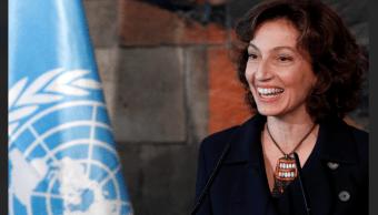 Audrey Azoulay es confimada como nueva directora de Unesco