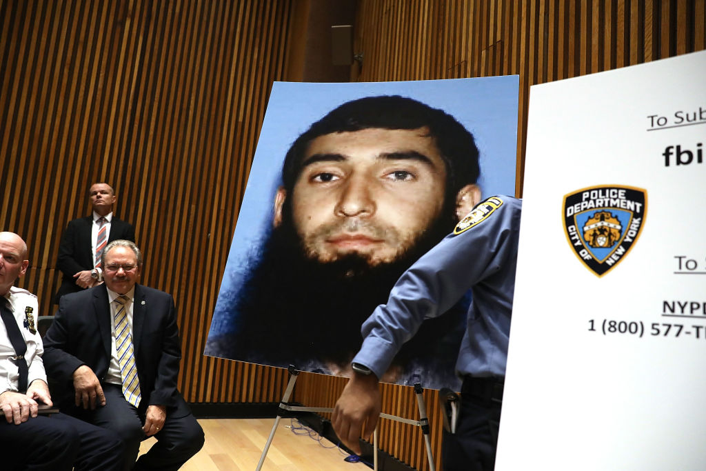 Amplían cargos Sayfullo Saipov autor atentado Nueva York