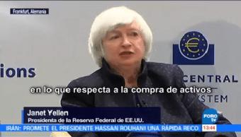 Bancos Centrales Analizan Líneas Comunicación Representantes Principales