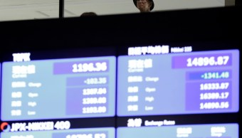 Bolsa de Tokio cierra en baja; inversionistas retiran ganancias