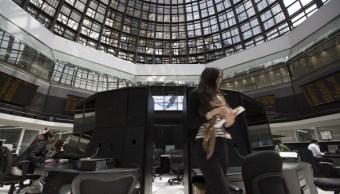La Bolsa Mexicana de Valores baja 0.13 por ciento