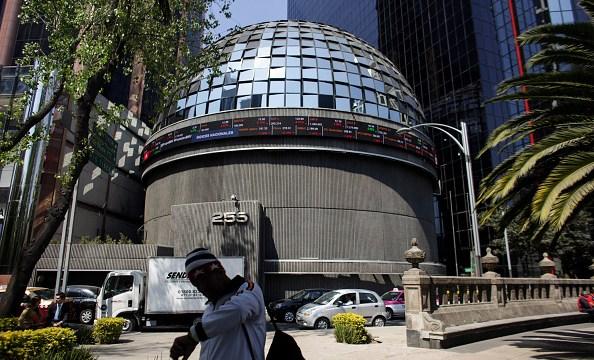 bolsa mexicana valores cierra minima variacion