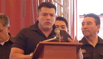 sindicato conflicto bomberos ismael figueroa raul