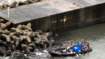 Japón alerta de náufragos norcoreanos muertos