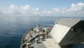 Buque de la Marina Armada de México