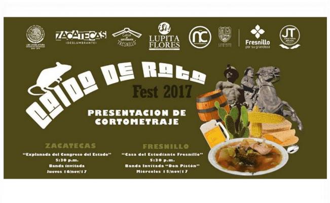 Caldo de Rata Fest, Rata de Campo, Rata, Carne, Cantinas, Zacatecas