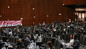 Diputados aprueban la Ley Seguridad Interior