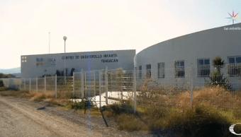 Centro de Desarrollo Infantil (Cendi) inaugurado en Tehuacán, Puebla, aún no opera