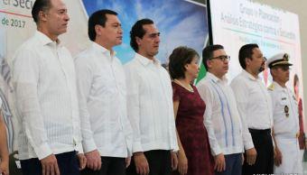 Gobierno no escatimará recursos hasta terminar con secuestros: Osorio Chong