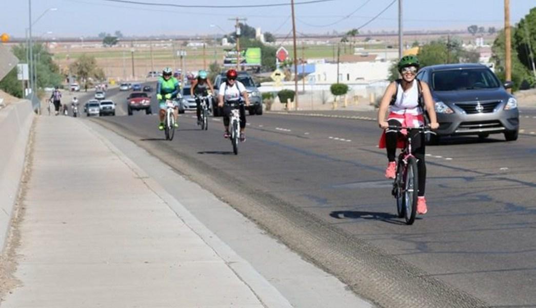 Ciclistas denuncian aumento de asaltos en el Valle de México
