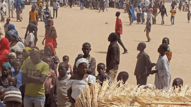 FOTO: Un grupo mata a 22 civiles, incluidos niños, en un pueblo de Camerún, el 16 de febrero de 2020