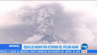 Cierran Aeropuerto Bali Posible Erupción Volcán Agung