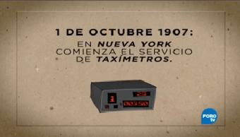 Conoce Historia Taxímetro Comienza Nueva York