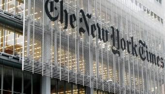 Cuenta de Twitter de The New York Times sufre bloqueo