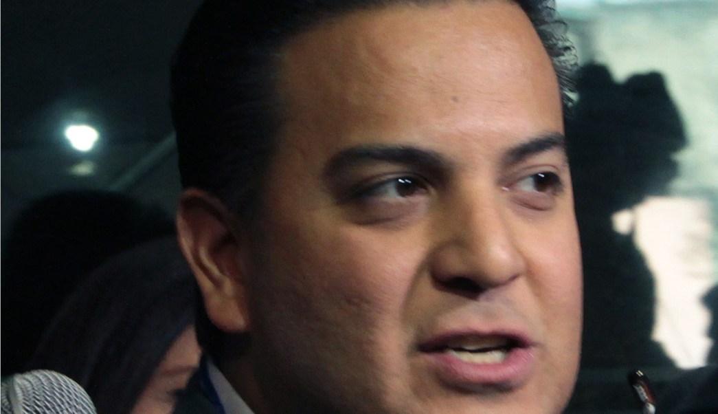 Damián Zepeda secretario general del PAN