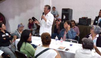 afectados sismo encuentro daminificados viviendas septiembre