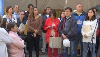 Damnificados por sismo 19S en CDMX exigen transparencia en dictámenes de demolición