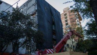 gobierno capitalino demolicion edificio afectado sismo