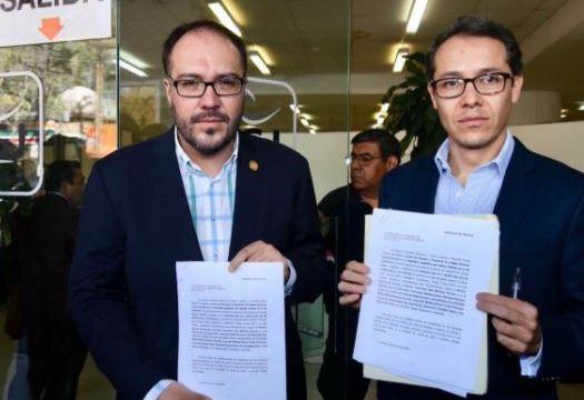 Asambleístas denuncian a legisladora de Morena por usurpación de funciones