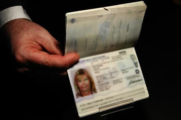 denuncian portal falso para tramiar pasaportes