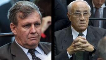 Prisión perpetua a Acosta y Astiz por crímenes de lesa humanidad en Argentina