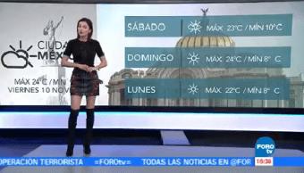 Clima A Las Tres Daniela Álvarez Sistema Frontal