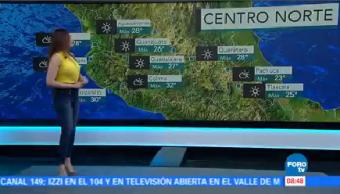 Clima Sábados Foro Mayte Carranco Querétaro