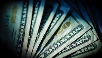 El dólar se vende en 19.35 pesos
