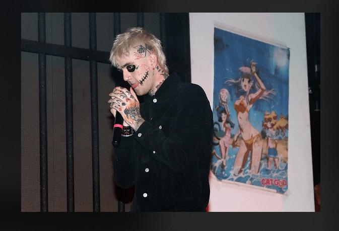 El rapero Lil Peep falleció a los 21 años de edad. (Getty Images, archivo)