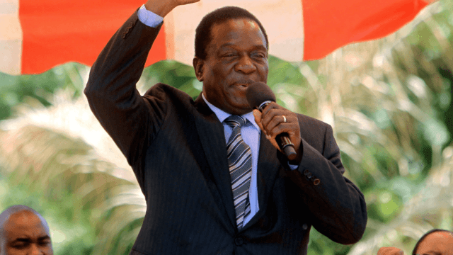 Emmerson Mnangagwa será presidente provisional de Zimbabue