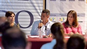 En Oaxaca, el gobernador Alejandro Murat confirma que concluyó parte de la reconstrucción tras sismo del 7S