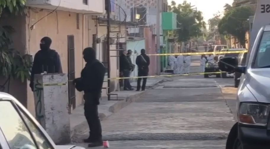 Se enfrentan policías de Morelos y secuestradores en Temixco; hay 6 muertos