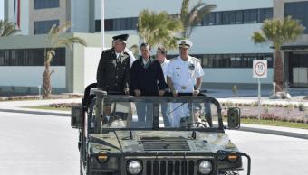 EPN: Ley seguridad interior imperiosa necesidad