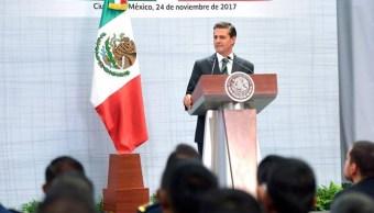 epn reconoce lealtad estado mayor presidencial