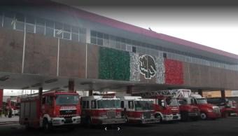 conflicto sindical paraliza bomberos ciudad mexico