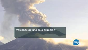 Como se hacen o forman los volcanes