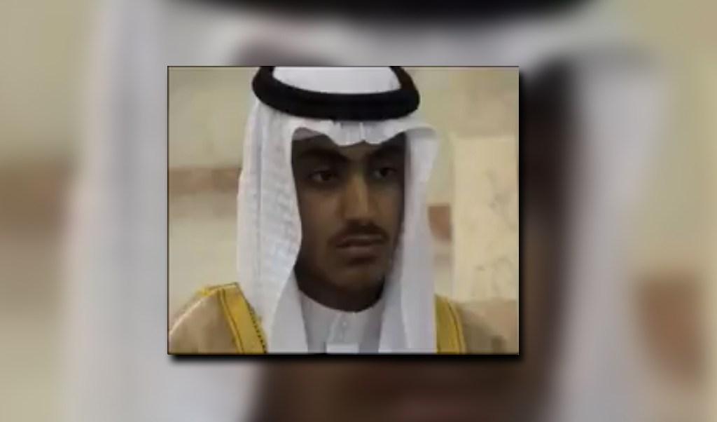 La CIA divulgó un video de Hamza bin Laden