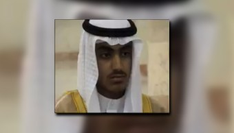 La CIA divulgó un video de Hamza bin Laden