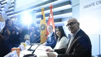 frente ciudadano exige alto-inseguridad y criminalidad mexico