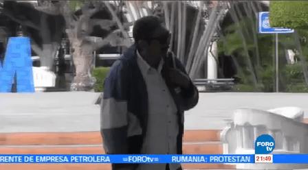 Frente Frío Provoca Intensas Lluvias Fuertes Vientos Yucatán