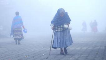 bajas temperaturas castigan habitantes zonas cdmx